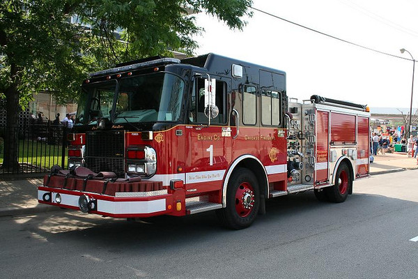 CHICAGO ENGINE COMPANIES